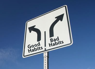Bad Habits How to Give Away Your Bad Habits