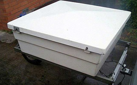 Fiberglass Box 12 How to Build a Fiberglass Box