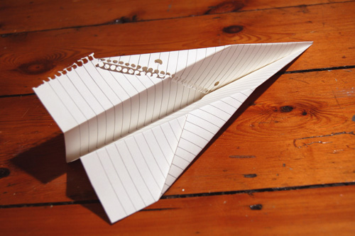 Paper Plane How to Make a Paper Plane