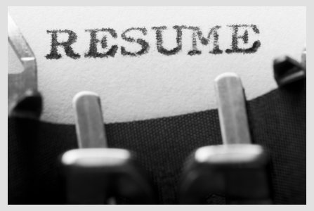 Resume Writing How to Make a Resume