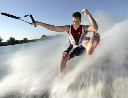 Water Ski How to Barefoot Water Ski