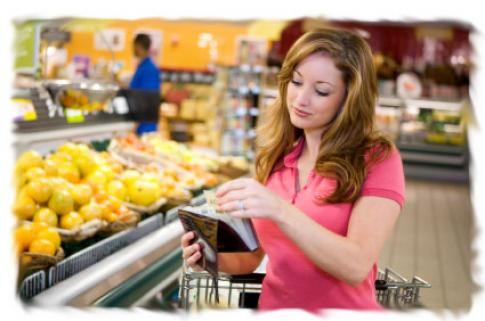 Woman Save Money While Shopping How to Save Money While Shopping?