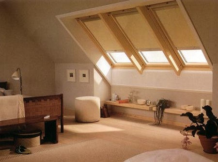 How to gain low cost usable space the attic idea expert how Master bedroom with loft area