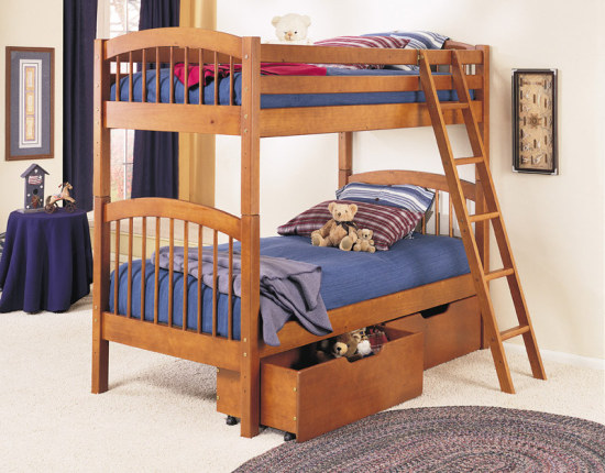 how to build a bunk bed How to Build a Bunk Bed