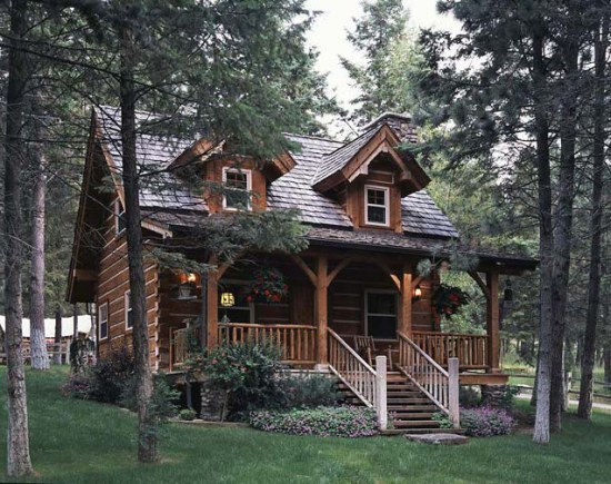 How To Build A Log Cabin Expert How