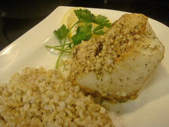 How to Cook Chilean Sea Bass