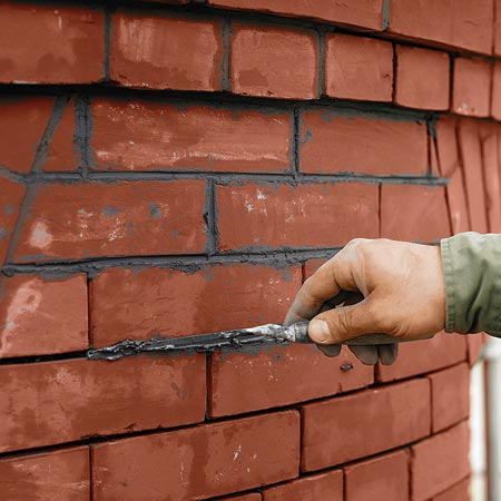 Repairing Brick How to Repair/Replace Damaged Bricks