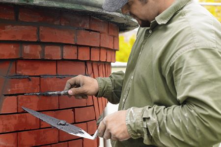 Repointing Brick How to Look After Walls, Brickwork
