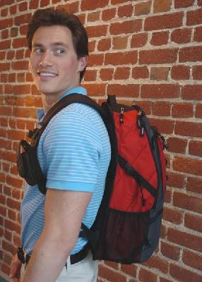 backpack man How to Fit a Backpack