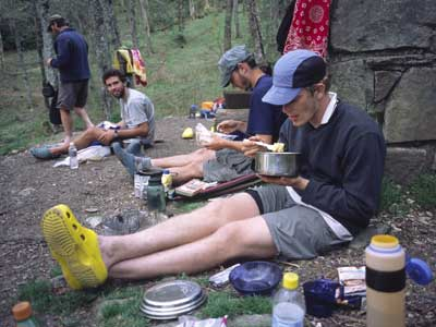 backpacking food How to Plan a Backpacking Trip Food Menu