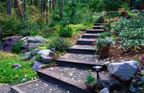 garden steps How to Design Your Garden Steps and Edges Like a Pro
