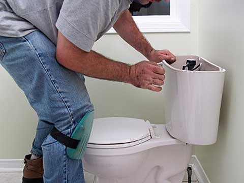 running toilet How to Fix a Running Toilet