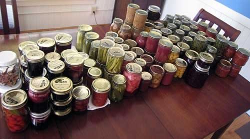 How to Preserve Food in Glass Jars How to Preserve Food in Glass Jars