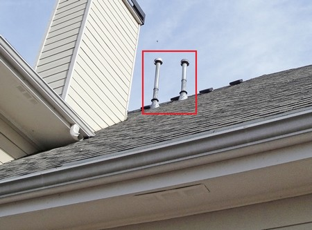 How To Repair Bathroom Roof Vents Expert How - Installing roof vent for bathroom fan