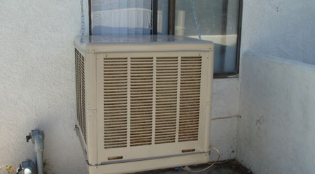 Wire Swamp Cooler How to Wire a Swamp Cooler