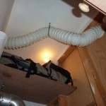 Extractor Fan Duct