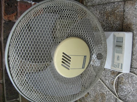 Oscillating Fan How to Change the Blade of an Oscillating Fan