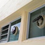 Window Extractor Fan
